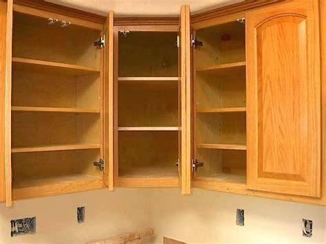 Corner Upper Kitchen Cabinet Ideas | Kitchen cabinet ...