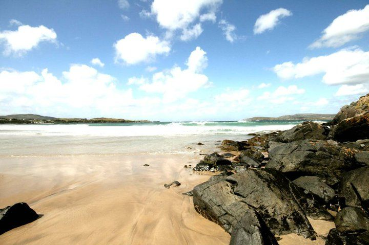 Marble Hill Beach Donegal Beaches In The World Marble Hill Places To Visit