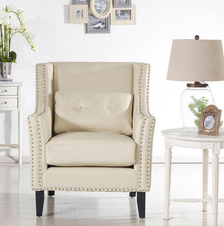 Midtown Leather Club Chair for 289 Midtown Manhattan