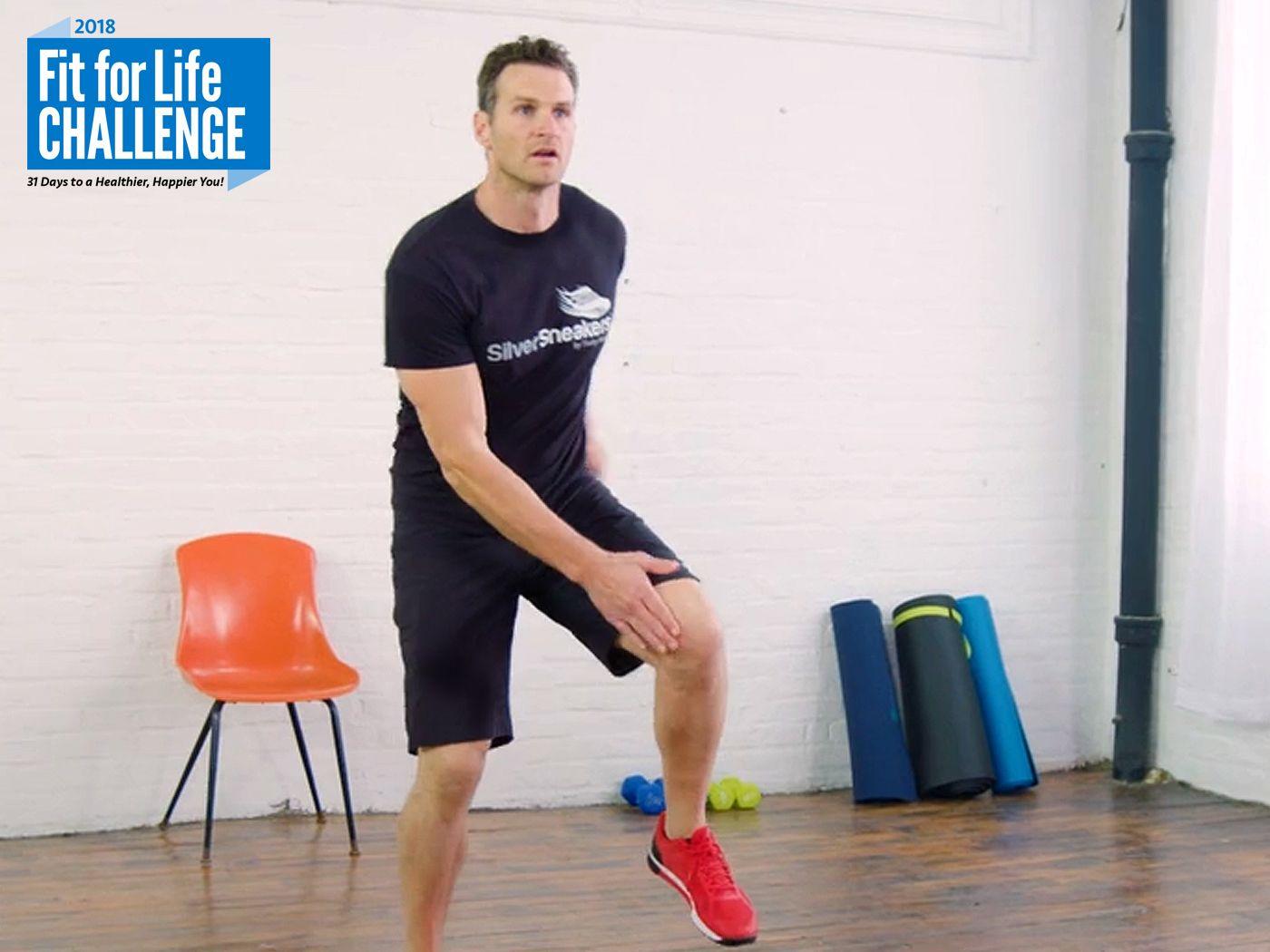 Exercise, Strength workout, Senior fitness