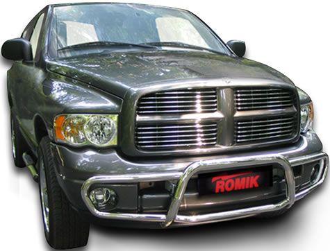 Brush Guards 02 08 Dodge Ram Grille Guards 02 08 Dodge Ram Dodge Ram 2004 Dodge Ram 1500 Dodge Ram Accessories