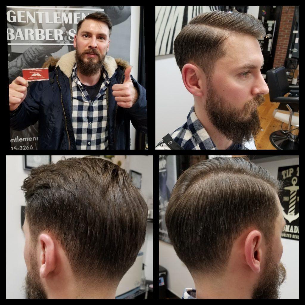 Unique Designed best Haircut \u0026 Beard Trim at