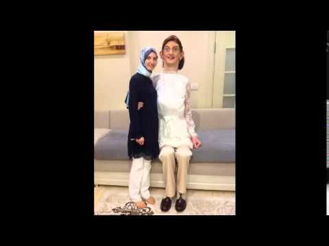 【ギネス認定】2.13mの巨大少女がトルコに現る!足のサイズは30.5cm!【驚愕】 |