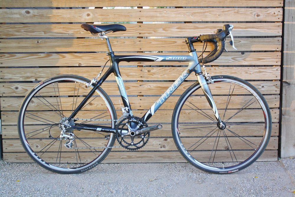 Trek 5000 Wsd Oclv Carbon Road Bike 650c Shimano Ultegra 105