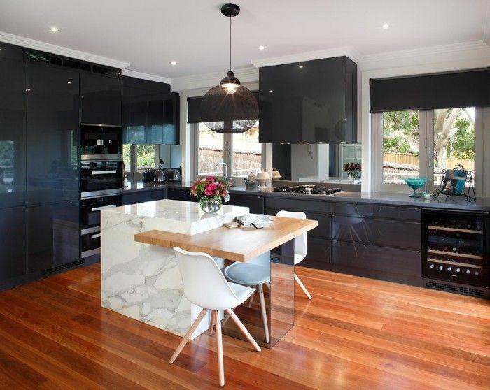 Moderne Küchengestaltung küchentrends 2018 angesagte tendenzen im küchendesign house
