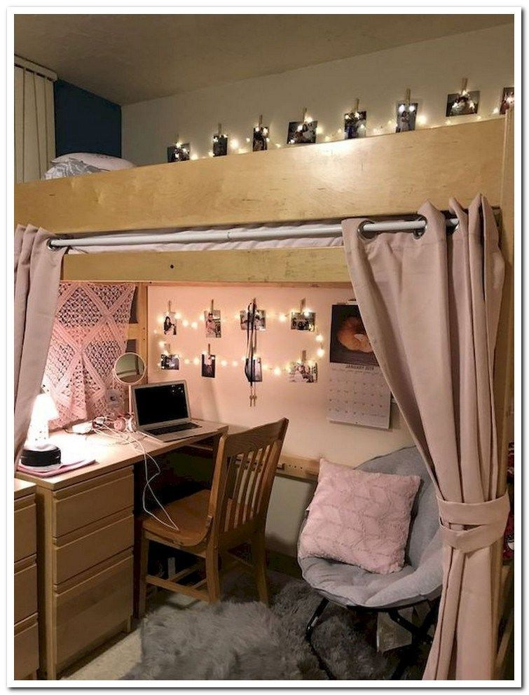 34 lovely dorm room organization ideas on a budget 25 images