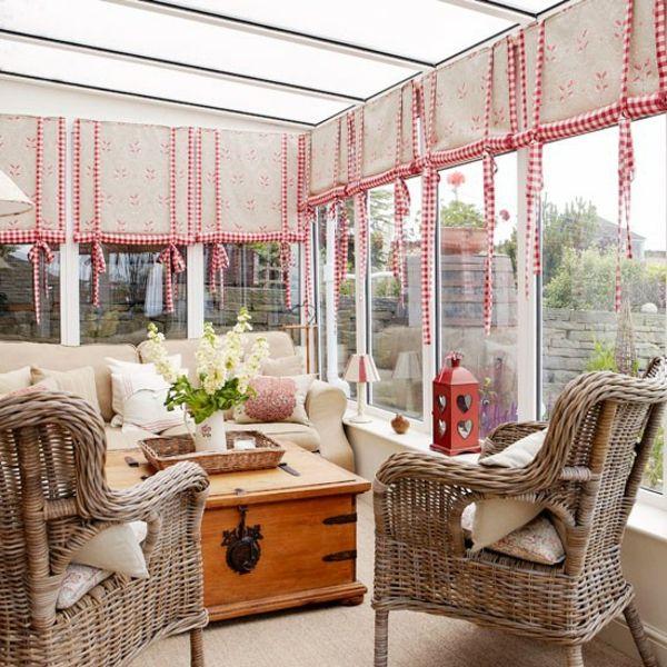 wintergarten selber machen wissenswertes und praktische tipps in 2018 gardine pinterest. Black Bedroom Furniture Sets. Home Design Ideas