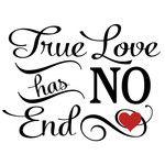 true love has no end