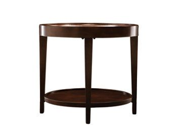 maybe for living room; nice round shape to complement the square shapes of the furniture