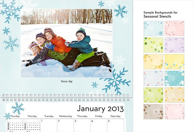 Shutterfly Calendars Cards Online Gifts Tiny Prints