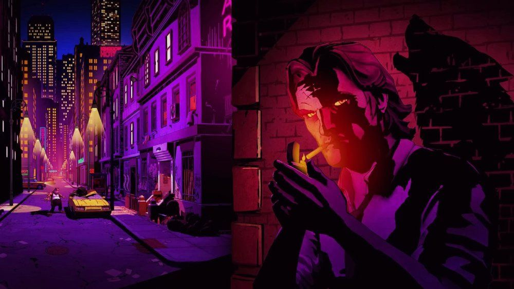 The Wolf Among Us 2 Release Date In 2020 The Wolf Among Us Fables Comic Fables