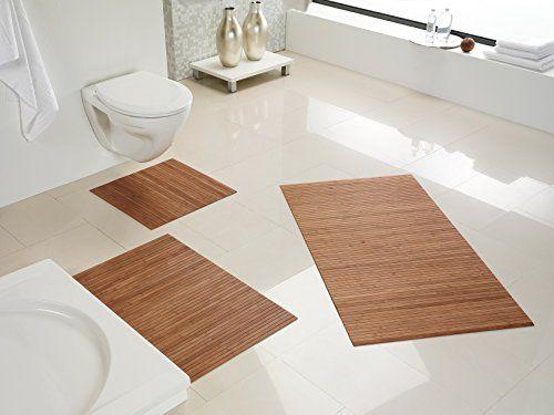 Bambusmatte Badezimmer ~ 99 best bambus badvorleger images on pinterest homes model and