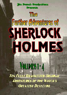 THE+FURTHER+ADVENTURES+OF+SHERLOCK+HOLMES+-+Set+1:+Volumes+1