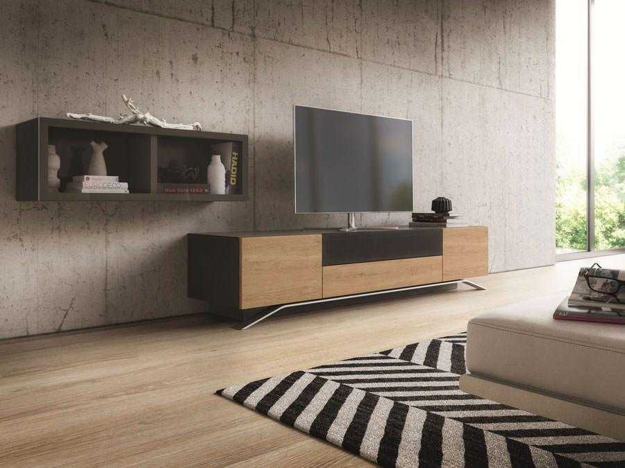25 mobili porta tv dal design particolare mobili tv for Mobili salvaspazio dal design italiano