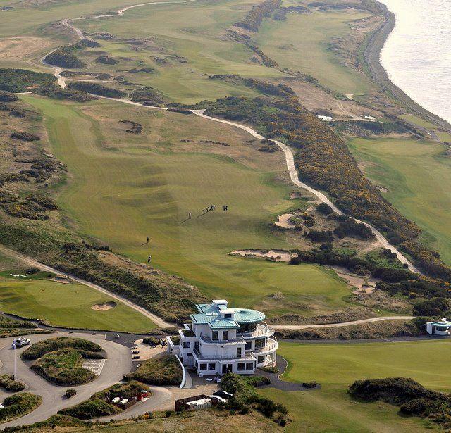 11+ Castle stuart golf course ideas