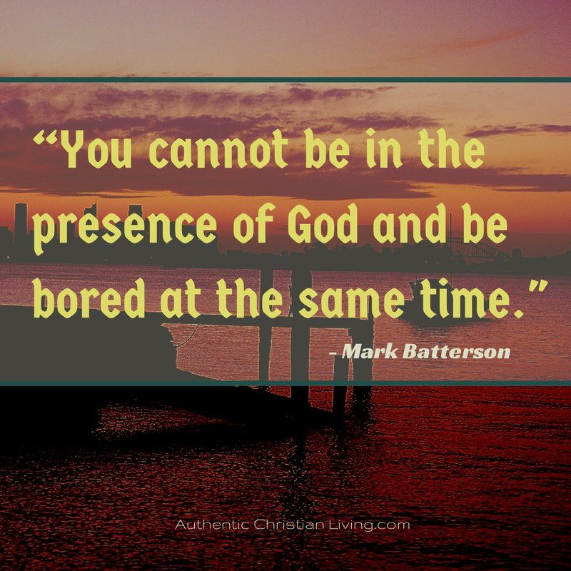 Inspirational Quote From Pastor Mark Batterson Bible