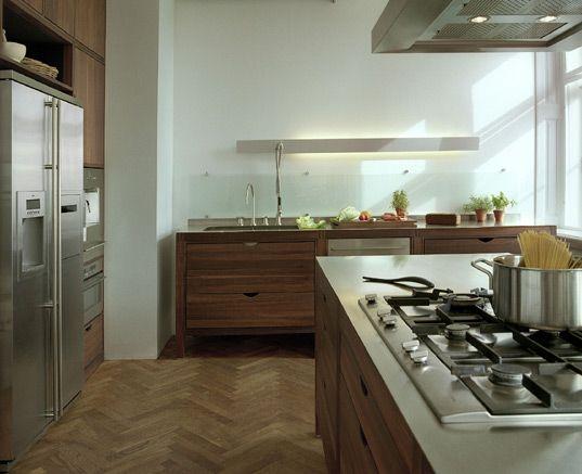 indelibly green danish kitchen designs hit new york | scandinavian