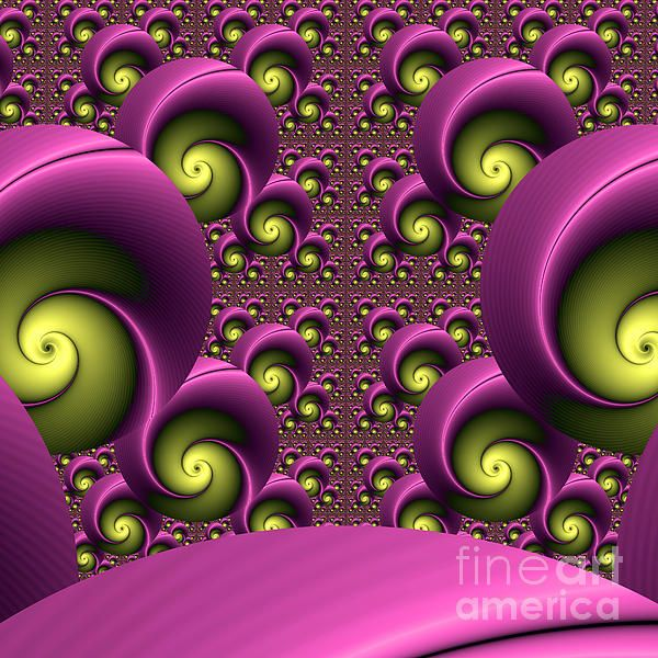 More and More - Fractal Art