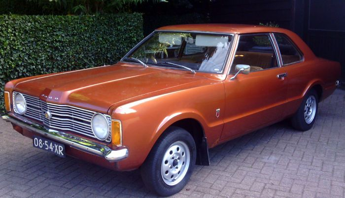 Ford Taunus 1600l Automatic 1973 Auto Ford Motor