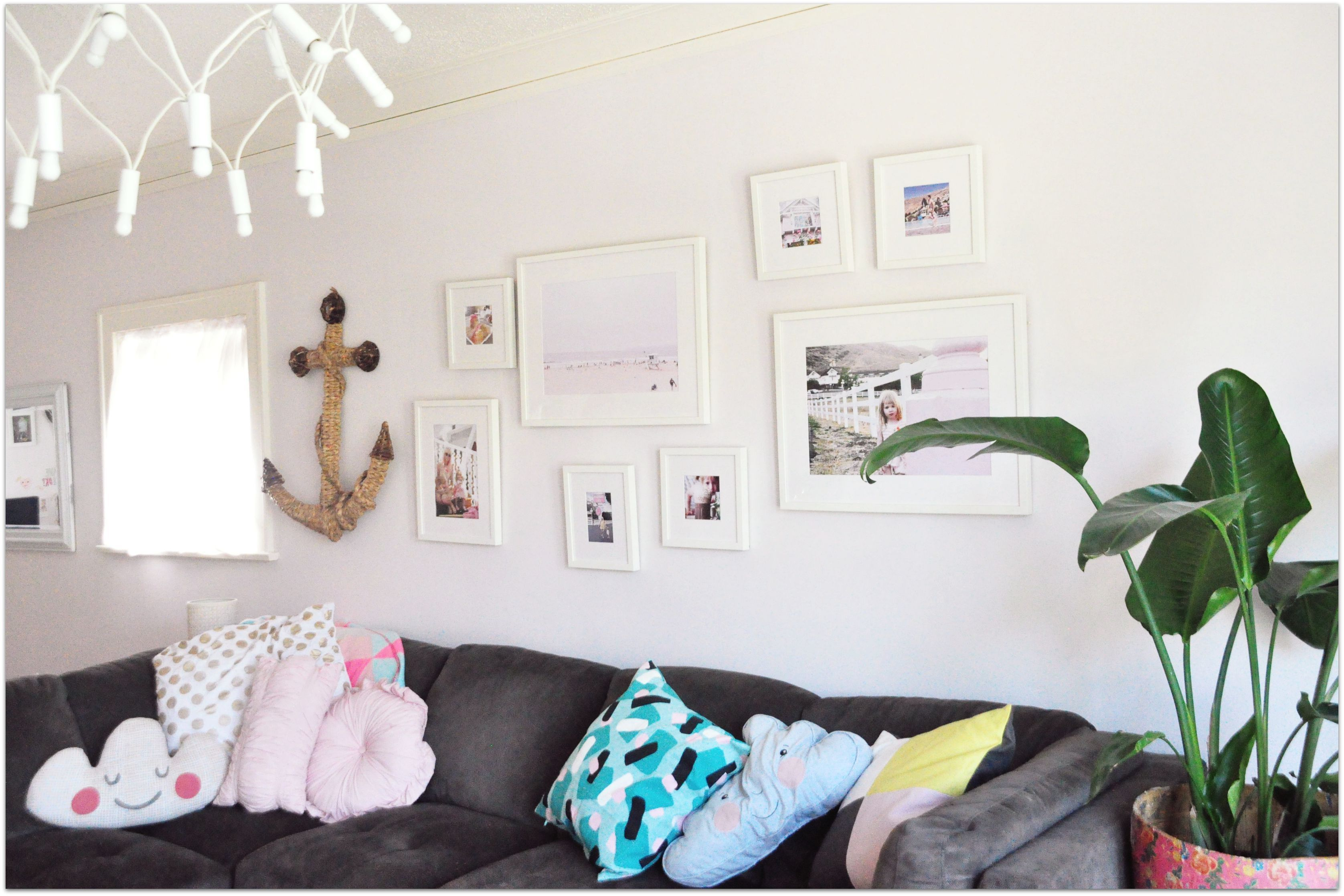Blogged about framing with @framebridge today. They are amazing. Do it. #framebridge