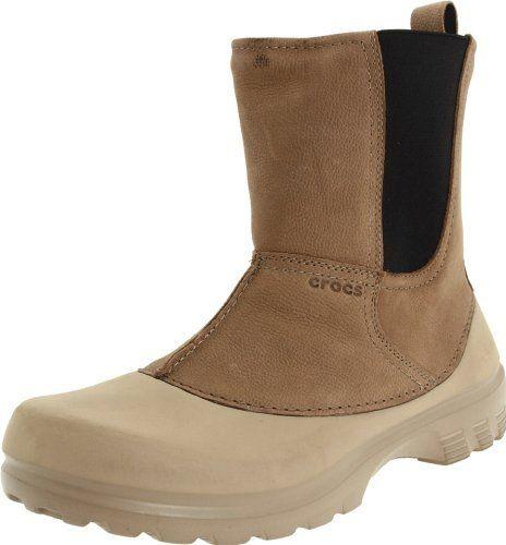 Crocs men, Shoe boots