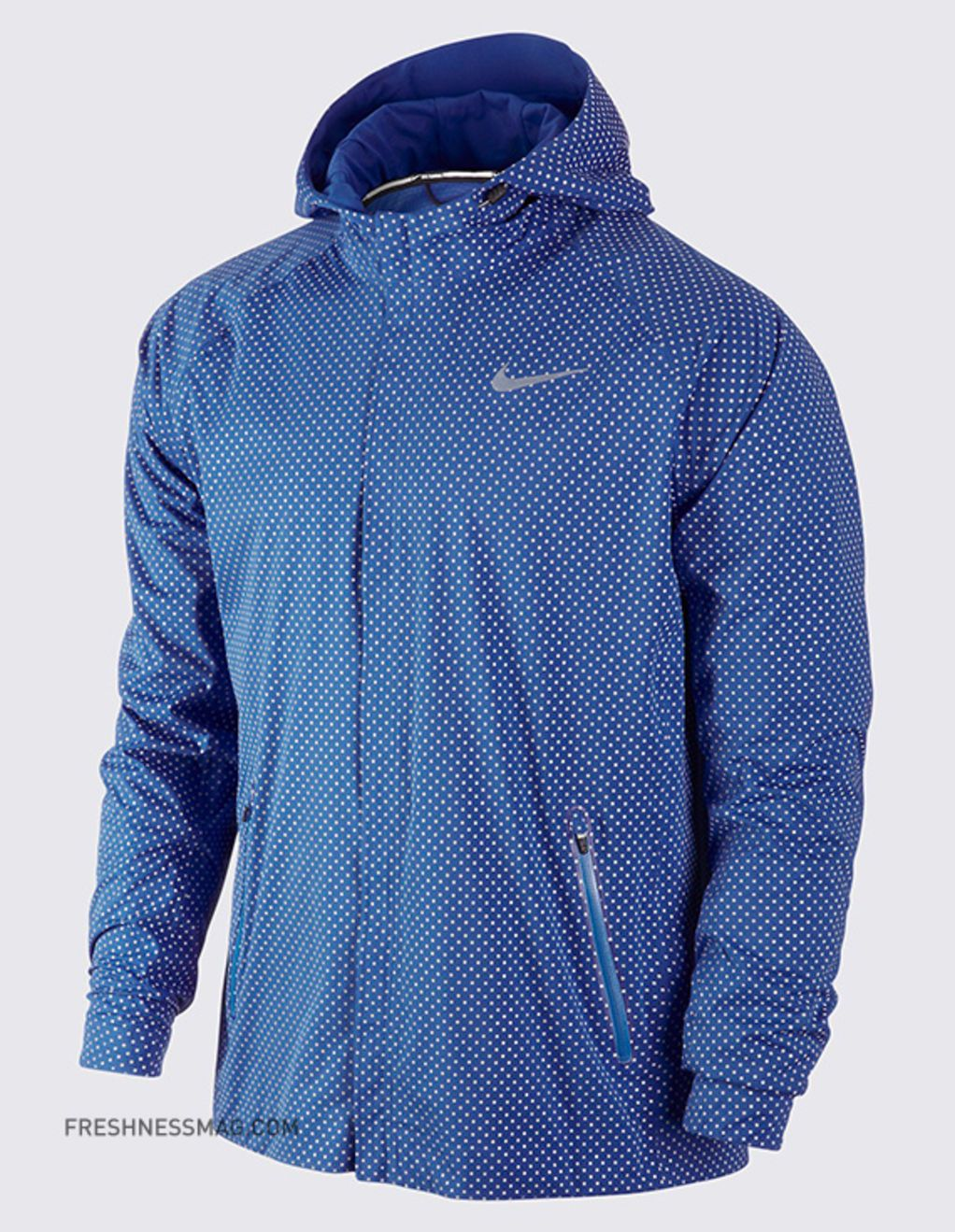 100% authentic 17979 9d04e Nike Shield Flash Max Reflective Running Jacket   Freshness Mag