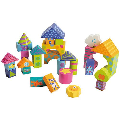 Boikido Wooden Blocks 30 Pieces Boikido Toys R Us A Wise