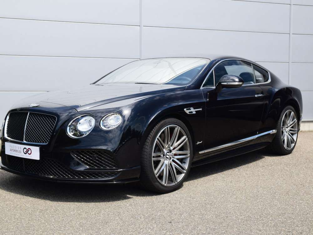 2016 Bentley Continental Gt Speed Coupe 642hp Top Condition Tags 2016 Bentley Continental G Bentley Continental Gt Bentley Continental Gt Speed Bentley