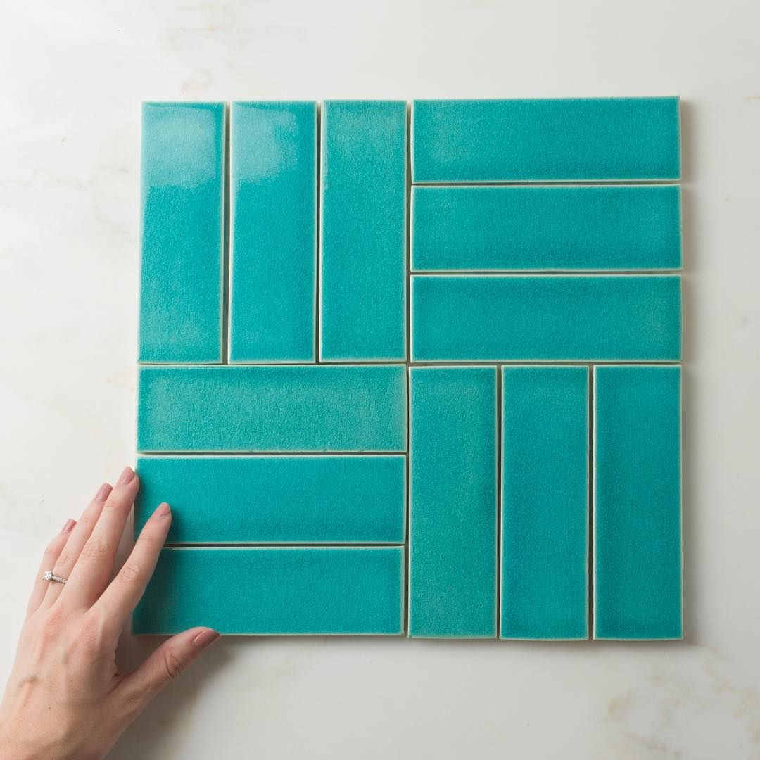 Azurine is one of our favorites. Its tropical, turquoise tone takes ...