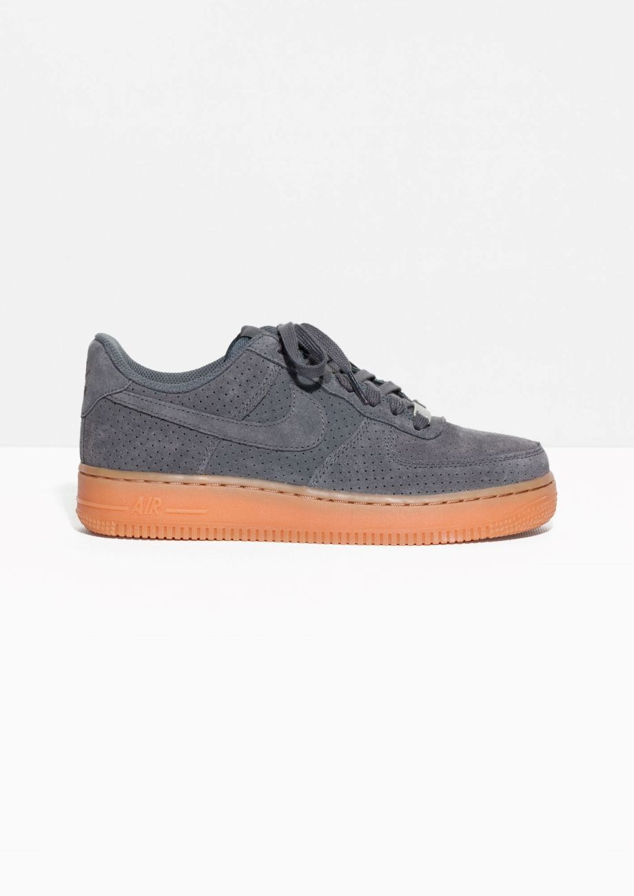 purchase cheap 4c56c 0d5d5 Other Stories   Nike Air Force 1 07 Suede Weird but I like them a lot