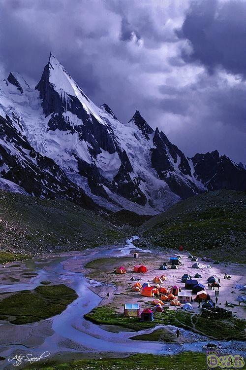Base Camp, Mt. Everest, Nepal