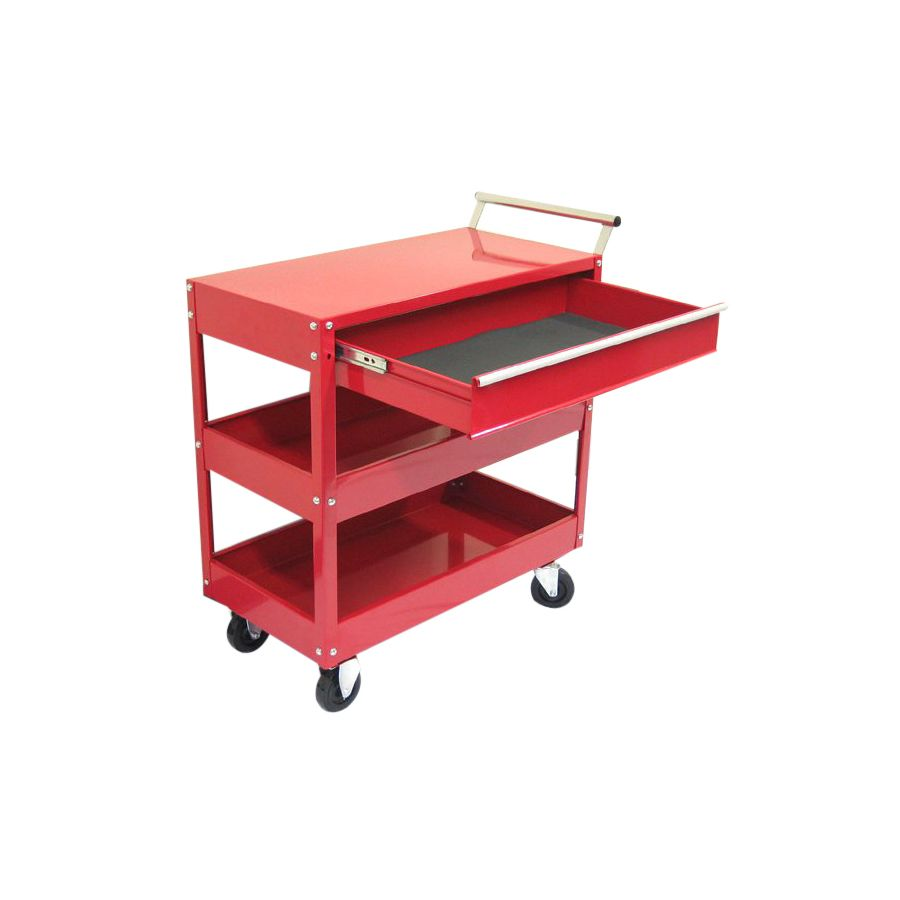 Shop Excel 30 9 In 1 Drawer Utility Cart At Lowes Com 92 99