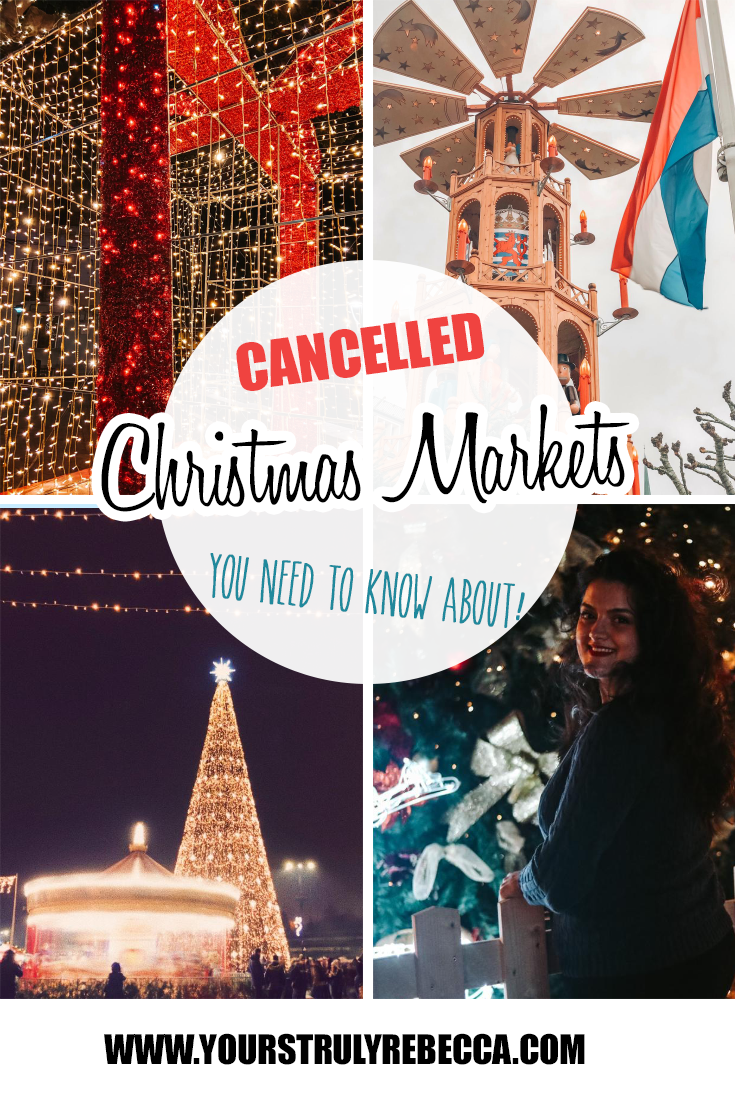 List Of European Cancelled Christmas Markets In 2020 Holiday Travel Destinations Europe Trip Itinerary Christmas Markets Europe