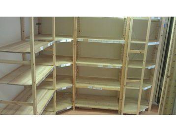 Image Result For Ikea Ivar Corner Kitchen Shelves Ikea Pantry