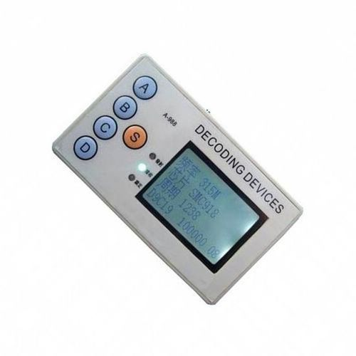 Car key remote receiver scanner 4 in 1 - chinacarrepair   Topcartool