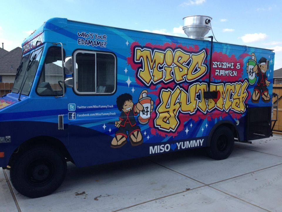 Miso Yummy Food Truck Only In Htx Food Yummy Food Food Truck