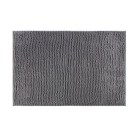 Style It Gray Chenille Noodle Bath Rug At Big Lots With Images