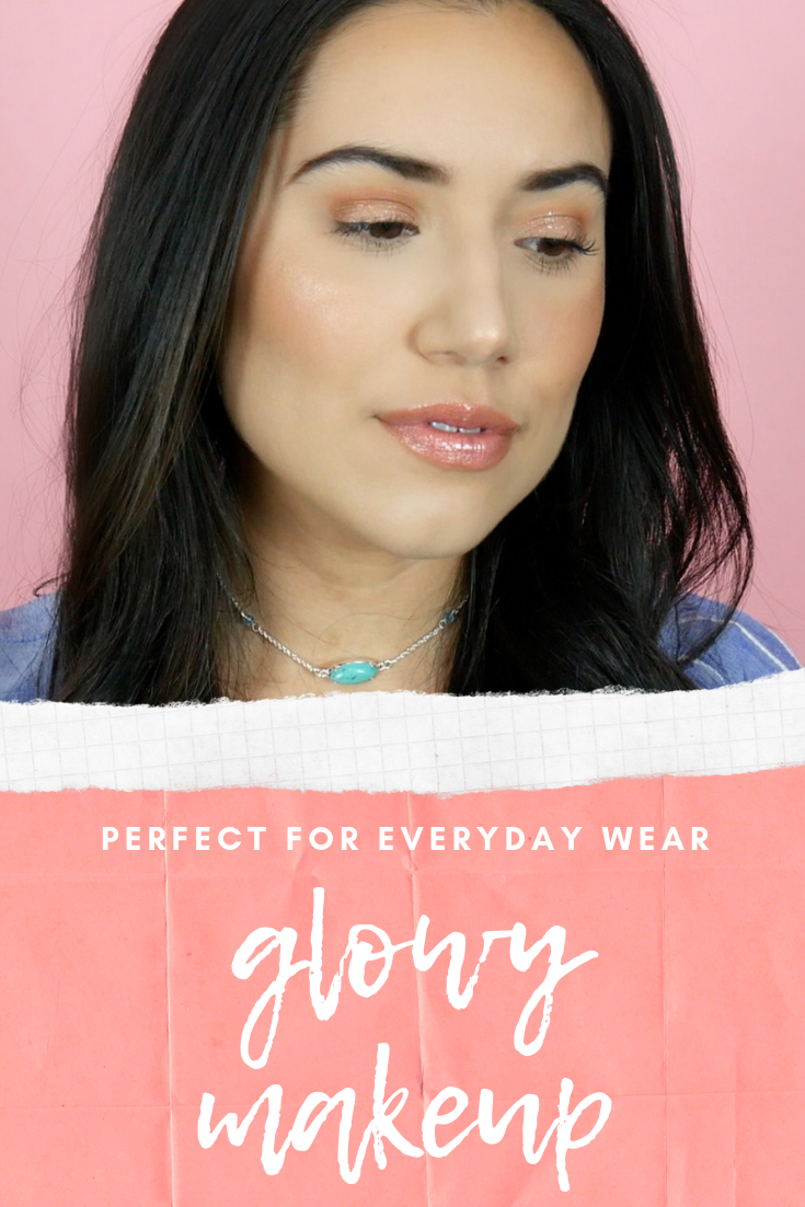 Nail this makeup look in LESS THAN 10 MINUTES! Perfect for