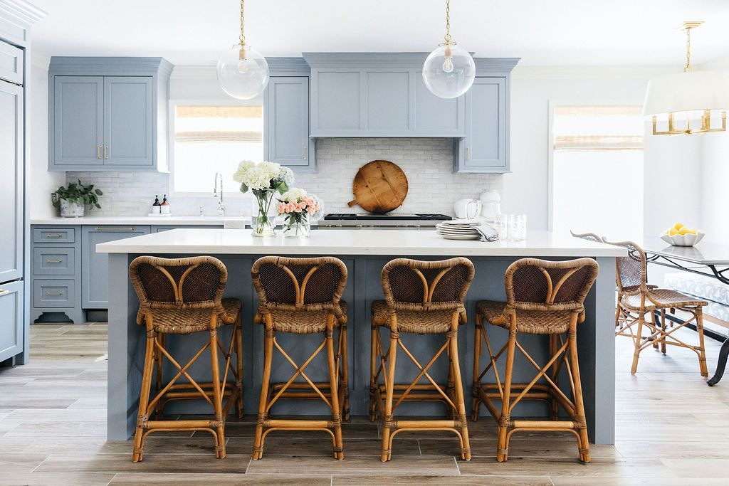 4N4A2396ASE.jpg in 2020 Blue kitchen designs
