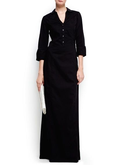 nouveaux prix plus bas design intemporel prix limité Robe chemise longue - Femme | hijab | Robe chemise longue ...