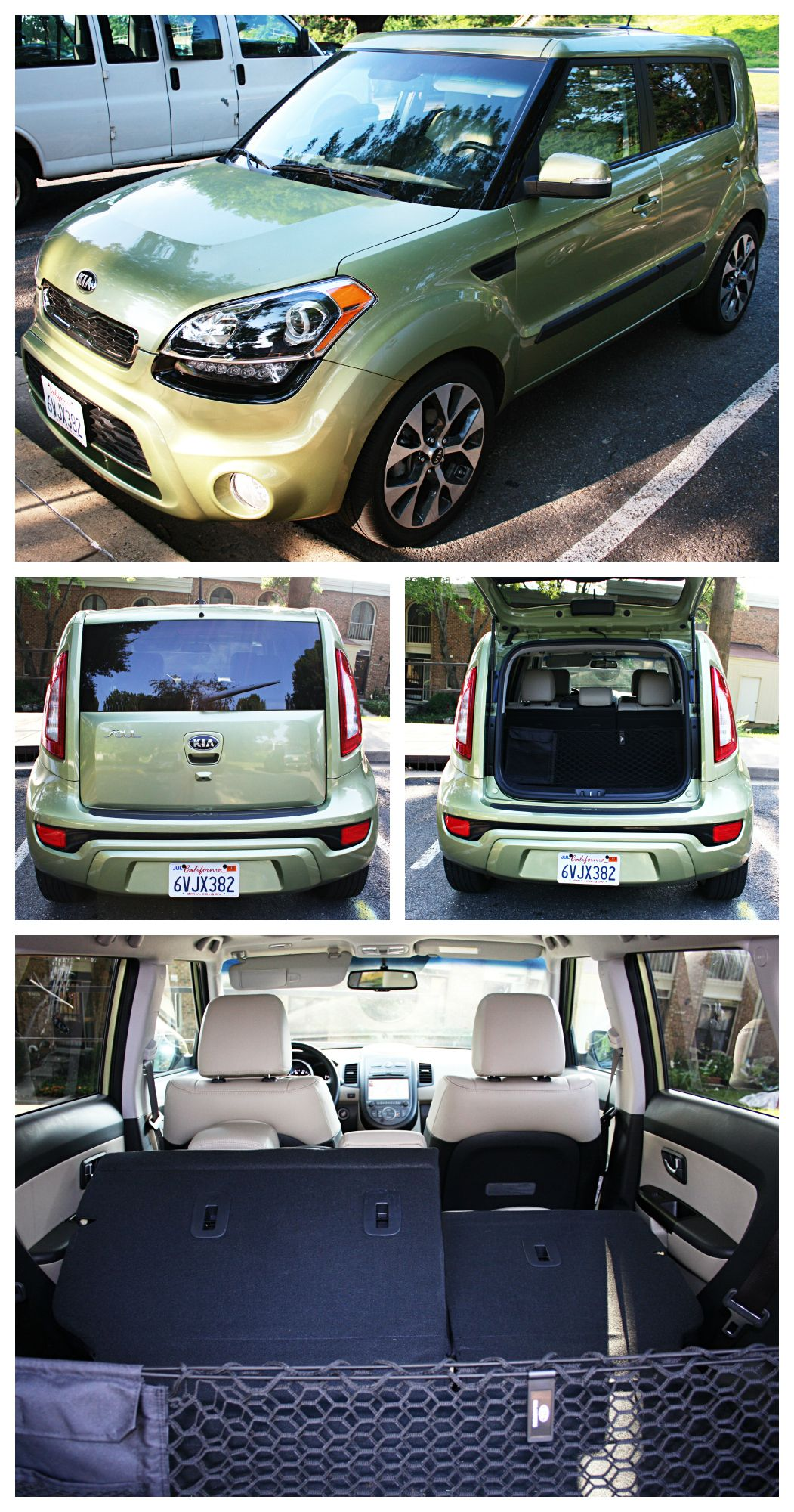 2013 Kia Soul   Get Up And Go With A Little Alien: Car Review