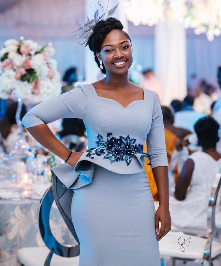 Wedding Guest Trends You Definitely Want To Rock Wedding Digest Naija Latest African Fashion Dresses African Fashion Dresses African Dresses Modern [ 1024 x 852 Pixel ]