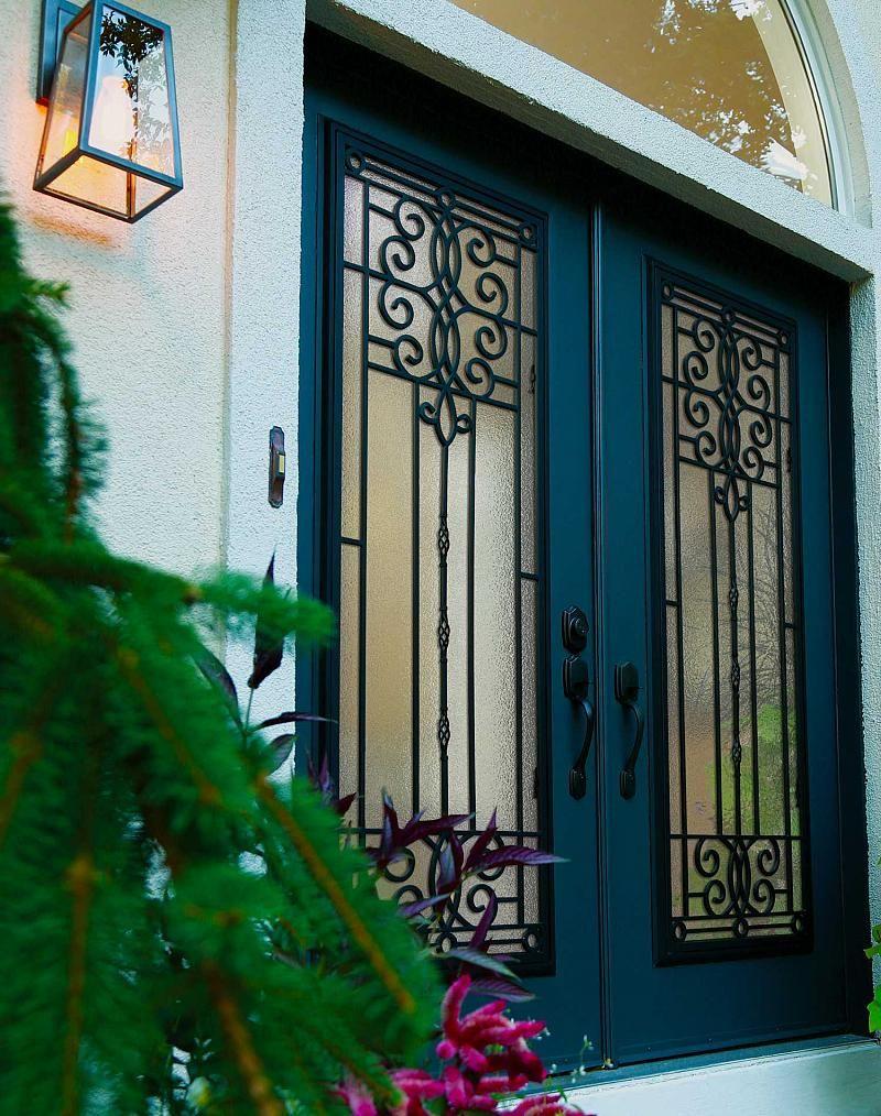 ODL Veranda Decorative Door Glass & ODL Veranda Decorative Door Glass   Entry   Pinterest   French doors ...