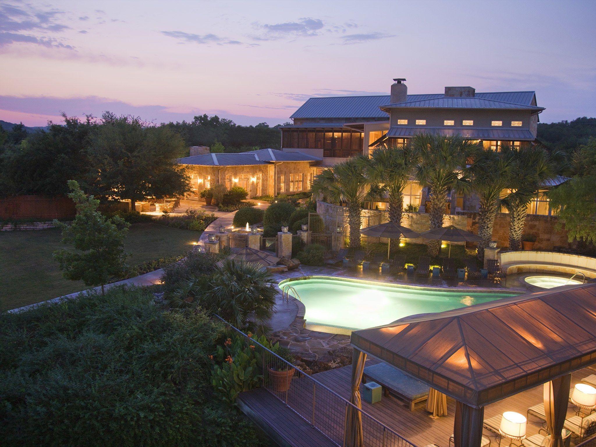 The 15 Best Wellness Retreats Destination Spa Austin Resorts Best Spa