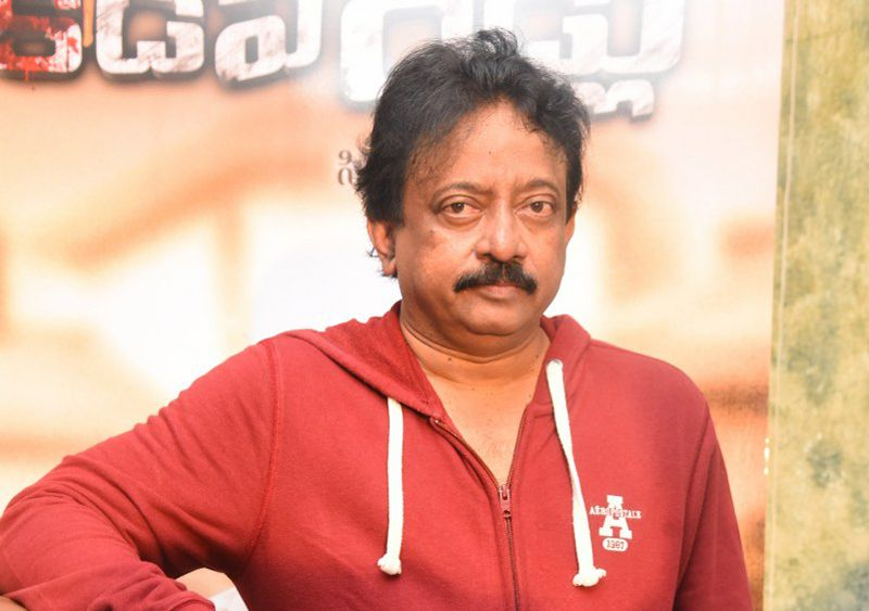 "Director Ramgopal Varma's ""Naked Nanga Nagnam"" from Tomorrow"