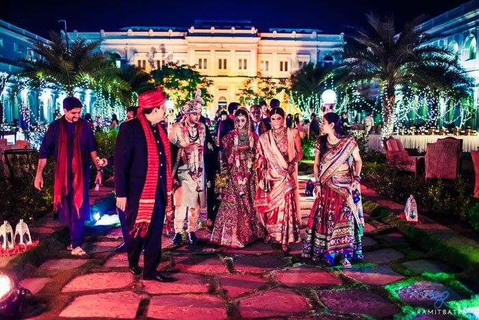 Best Palace Royal Wedding Venues For Your Destination In India