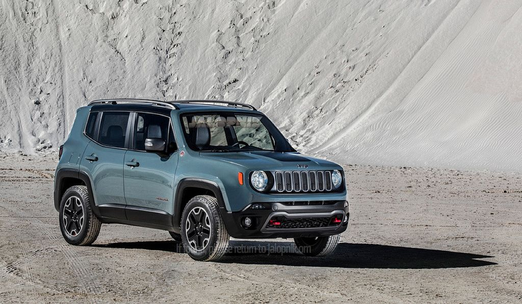 This is the 2015 Jeep Renegade Jeep renegade, 2015 jeep