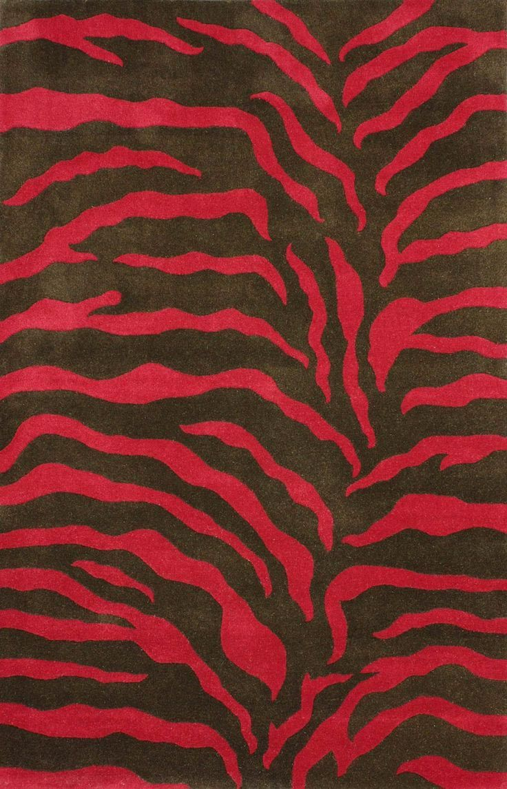 Red Zebra Print Rug Zebra Print Rug Healthy Dinner Recipes Easy