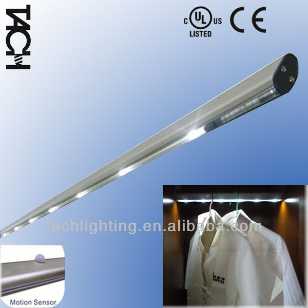 Battery Operated LED Closet Light With Motion Sensor
