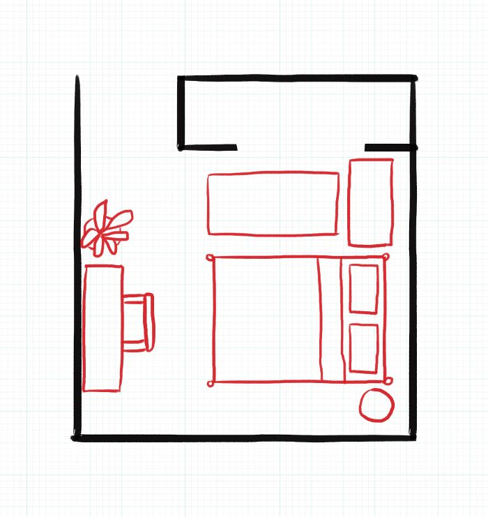 Simple 10x10 Bedroom Layout 80 For Home Design Planning With 10x10 Bedroom Layout Mycashsurveys